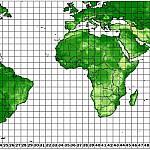 SRTM-Map
